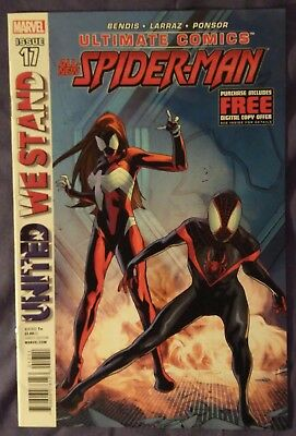 ULTIMATE COMICS SPIDER-MAN (2011) #17 by Bendis & Larraz: MARVEL/MILES MORALES