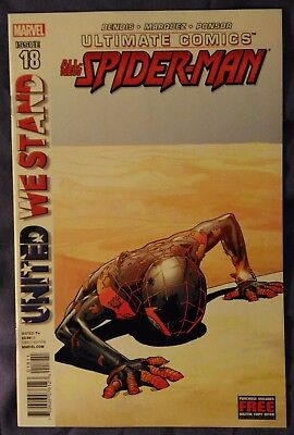 ULTIMATE COMICS SPIDER-MAN (2011) #18 by Bendis & Marquez: MARVEL/MILES MORALES