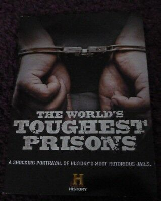 The World's Toughest Prisons Magazine*most Notorious Jails*