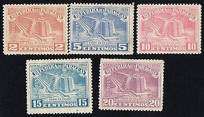 Paraguay.  1952 The 500th Anniversary of the Birth of Christopher Columbus.  MLH