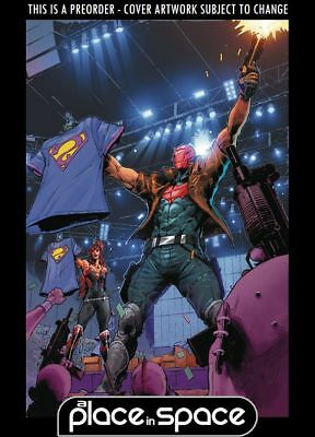 (Wk11) Red Hood And The Outlaws, Vol. 2 #20A - Preorder 14Th Mar