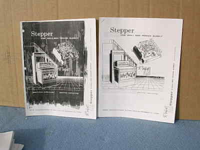 AMI / Rowe stepper CG series & Power S Installation, Instruction & Parts Manual