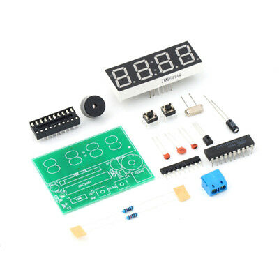 Quality Production Digital New Arrival Clock DIY Kits Electronic C51 Suite