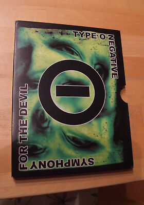 Type O Negative-Symphony for the Devil DVD/CD