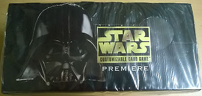 Star Wars CCG Decipher Premiere Starter Box BB Limited Edition (Mint, Sealed)