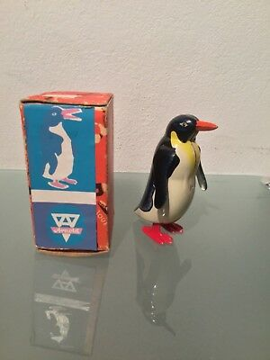 Arnold Pinguin im Originalkarton  - sehr schön - Made in Western Germany