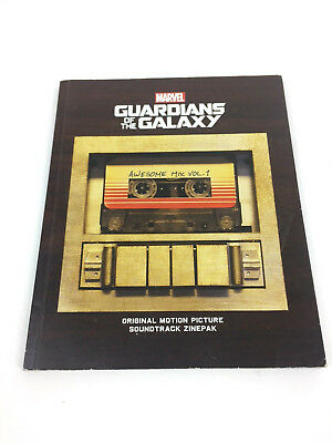 Guardians of the Galaxy: Awesome Mix Vol. 1 - Original Soundtrack CD Zinepak