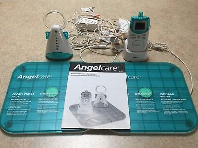 Angelcare Baby Monitor With Sensor Pads