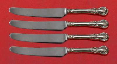 """Old Master by Towle Sterling Silver Fruit Knife Set 4-Piece Custom Made 7"""" HH WS"""