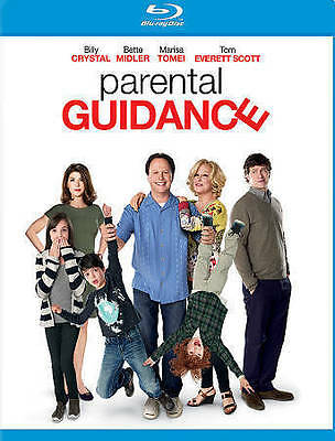 Parental Guidance Blu-ray ONLY NO digital CODE or DVD Free Ship!