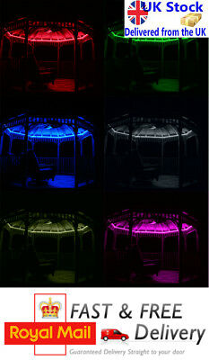 RGB Colour Change LED Strip Light Sets With Remote Control For Conservatory Bar