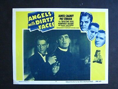 Angels With Dirty Faces 38 Gangster James Cagney Holds Gun On Priest Pat O'brien