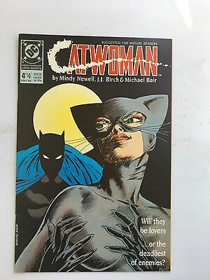 Catwoman #4 (May 1989, DC)