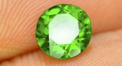 Natural Lovely Russian Chrome Diopside Gem Stone