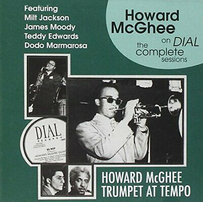Howard McGhee - The Dial Masters: Complete Sessions 1... - Howard McGhee CD P2VG
