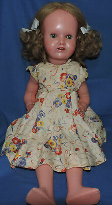 lovely Australian made Modern Toy company original clothes wig? Rare to find dol