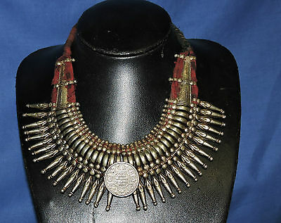 Kanthshri (Kantshri) necklaces come only from a small area in South-Western Nepa