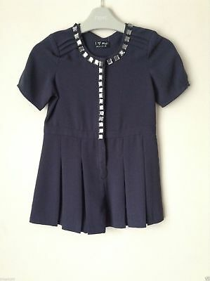 Next Girl`s Playsuits/Jumpsuits Jewel Short Sleeve Size 4,15,16 years