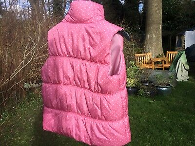 Next Gilet Body-warmer girls Age 13-14 yrs height 164cm
