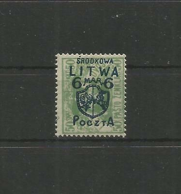 Poland,Central Lithuania,Fi:8*,mlh,hard to find!