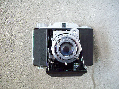 KSK Proud Chrome Six Camera Sumida Optical Works occupied Japan leather cover