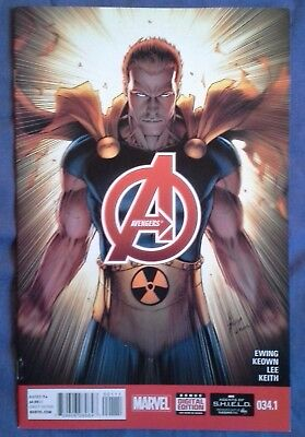 AVENGERS (2012/Vol 5) #34.1 by Al Ewing and Dale Keown - MARVEL COMICS