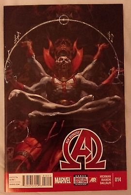 NEW AVENGERS (2013/Vol 3) #14 by Jonathan Hickman & Simone Bianchi - MARVEL