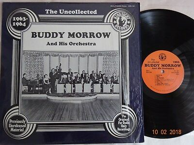 Buddy Morrow & Orch.   1  LP  Jazz       RAR