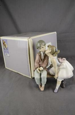 "LLADRO ANNIVERSARY EDITION FIGURINE ""TEN AND GROWING"" # 7635 07635 with BOX MINT"