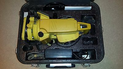 Topcon GTS 236N Total Station very good condition. Calibrated
