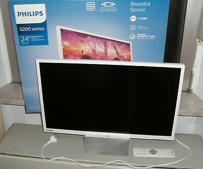 philips 24pfs5231 12 led tv pc monitor 24 zoll full hd. Black Bedroom Furniture Sets. Home Design Ideas