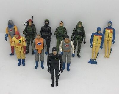 Action Force Vintage Figuren Gi Joe Gi Man Hasbro