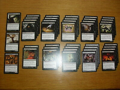Magic MTG mazzo nero demoni