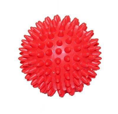 "3"" Spiky Massage Ball Foot Massage Acupressure Back Neck Foot Plantar Fasciitis"