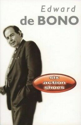 Six Action Shoes by Bono, Edward de Paperback Book The Cheap Fast Free Post