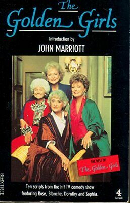 Golden Girls Paperback Book The Cheap Fast Free Post