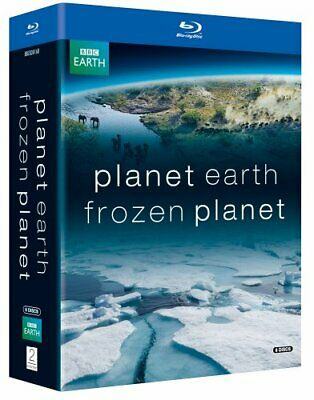 Frozen Planet / Planet Earth [Blu-ray] [Region Free] - DVD  AMVG The Cheap Fast