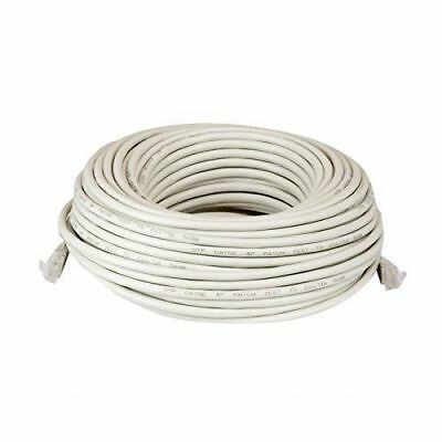 Lot of thirteen (13) 100' Pre-made CAT5e Cables (13x$6.00 ea) Lowest Unit Price!