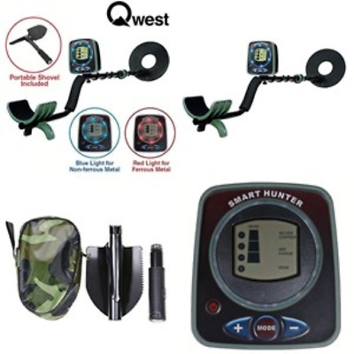 Waterproof Metal Detector Deep Sensitive Search Gold Digger Treasure Coin Hunter