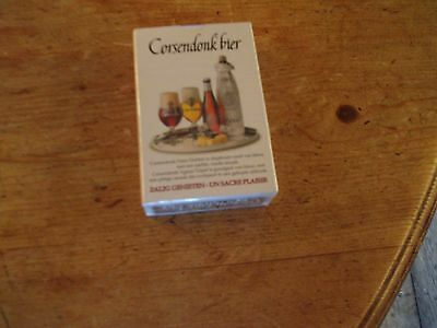 Corsendonk kaartspel playing cards new in blister