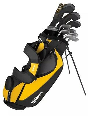 Golf Full Set Men Right Hand Clubs Drivers Putter Complete Bag || Fast Shipping