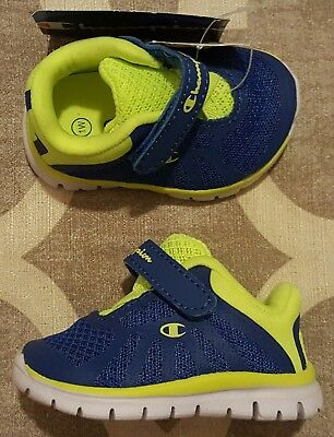 d046940a6dd6c CHAMPION Gusto Baby Infant Boys Shoes ATHLETIC Sneakers 2 3 MONTHS 3M Size  1 NEW