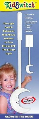 Kidswitch Light Switch Extender- 3 Pack FREE SHIPPING