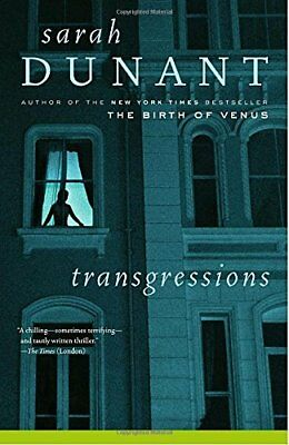 Transgressions by Dunant, Sarah Book The Cheap Fast Free Post