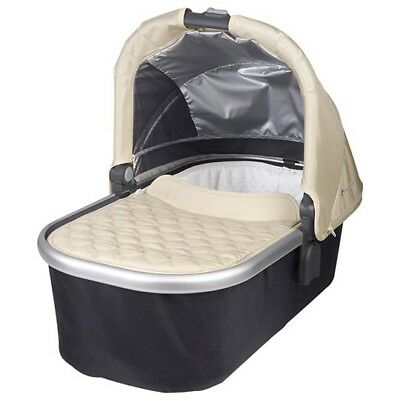 UPPAbaby Bassinet Lindsey Wheat Like New Condition