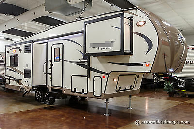 New 2018 526RLWS Rear Living Room Super Lite 5th Fifth Wheel AKA 8526RLWS 2650WS