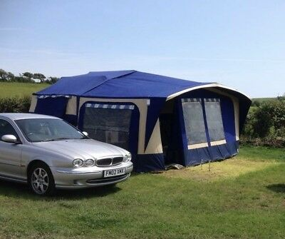 Conway Cruiser Folding Camper 1999 Superb Condition With Awning Skirts Etc