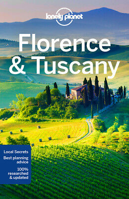 Lonely Planet Florence  Tuscany Travel Guide 2018 BRAND NEW 9781786572615