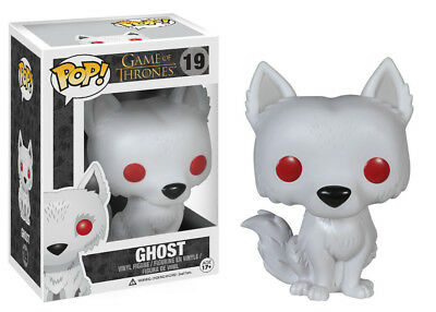 Funko Pop! HBO Game of Thrones: Ghost Vinyl Figure #19 [Collectible Toys] NEW