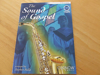 The Sound of Gospel für Alto Saxophone inklusive Play Along und Demo CD